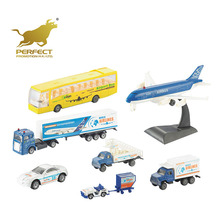 Best gifts kid toy 1:87 metal diecast vehicles toys set model aircraft with new style