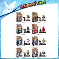 SY265 Star War Clan Conflict Super Hero Minifigure Building Block Toys Action Figure