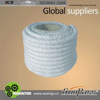 Refractory ceramic fiber thermal insulation rope buy for Quick therm insulation cost