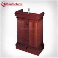 School modern multimedia presentation lectern/podium/rostrum stand conference pulpit