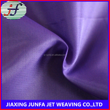High quality silky garment and bag lining 300T polyester taffeta fabric