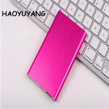 Wholesale Li-Polymer Power Bank 4000mAh For Mobile Phones Cheap Prince In Thailand