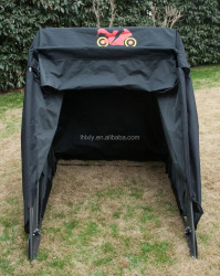 high quality water proof and foldable motorcycle shelter