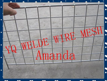 2015 Low price welded wire mesh fence pannel high quality lowest price