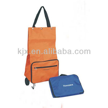 Shopping Foldable Trolley Bags Cases