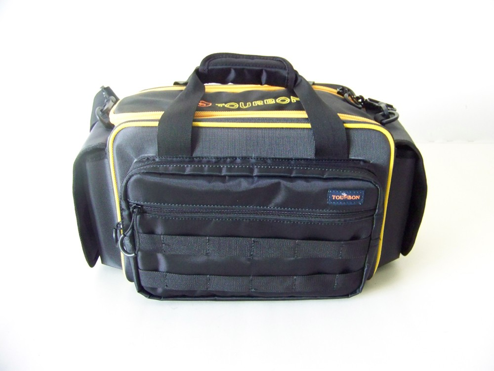 TOURBON duffle duty padded gun hunting carry on tactical range bag