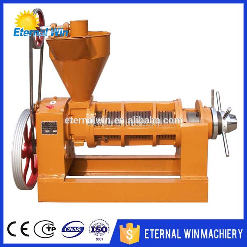 Africa hard palm kernel crusher / palm kernel oil mill machine