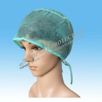Disposable Non Woven Medical Bouffant Cap
