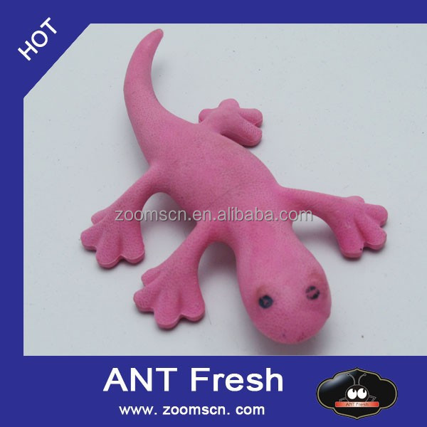 Great Smelling Gecko Air Freshener Car Smelly Scent -Gecko Outdoor Breeze/Cherry
