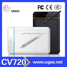 UGEE CV720 artist interactive digital fashion pen writing tablets