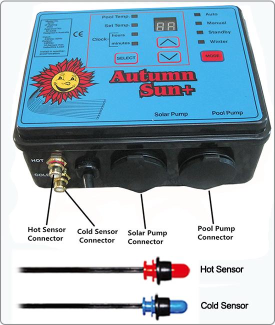 220v Swimming Pool Heater Solar Water Heater Controller Buy 220v Solar Controller Pool Solar