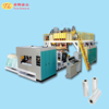 high quality plastic baler film rewinder food wrapping film machine