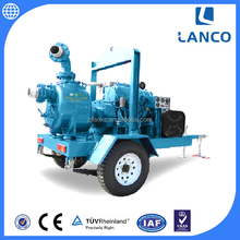Factory Produce Centrifugal Water Pump With Air Cool Triple Cylinder Diesel Engine