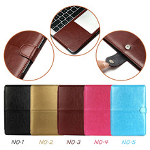 Business leather protective cover case for Macbook pro 13.3 A1706