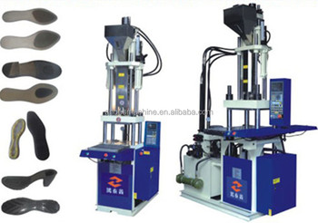 Vertical Plastic Injection Moulding Machine (Automatic Slide Type)
