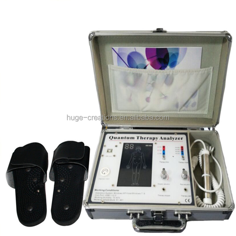 2017 therapy latest version quantum resonant magnetic analyzer 44 reports full body digital scanner with CE AH-Q25