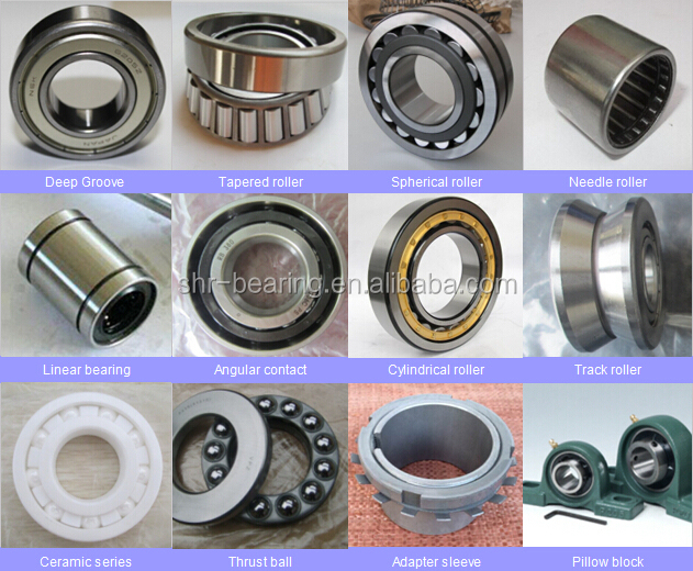Types of motor bearings for Electric motor bearings suppliers