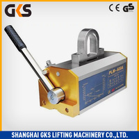 Permanent Lifting Magnet / Steel Pipe Magnetic Lifter / Pipe Lifting Devices