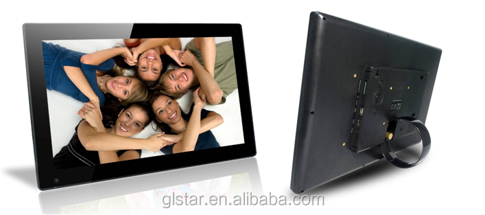 18.5 inch large size digital photo frame