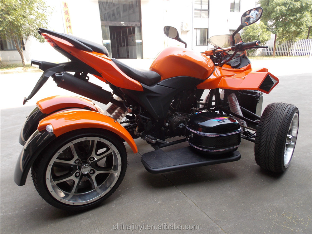 2017 Yongkang factory cheap 250cc quad bikes with EEC