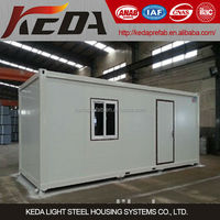 China prefab modular homes prefab container houses