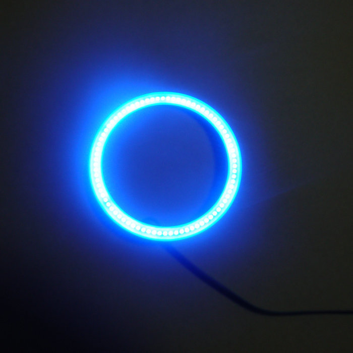 50mm 80mm 95mm led cob angel eyes cob halo ring view cob. Black Bedroom Furniture Sets. Home Design Ideas