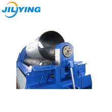 Top Quality W11 8X2500 3 roller Specification plate roll bending machine drawing