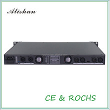 Front panel amplifiers/speaker with 2channels class d digital amplifiers for show&meeting