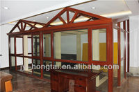 hot sale aluminium sun+glass room