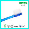 Special need for orthodontic toothbrush