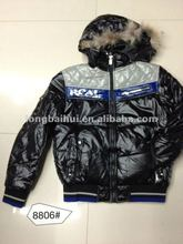 2015 Fashion winter jacket for young man