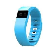 All-in-1 IP67 Waterproof OLED Touch Screen Smart Bracelet Health Smart Wristband TW64