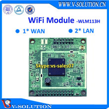openwrt router atheros ar9331 internal wifi module OEM