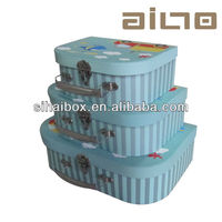 2013 boy style foldable paper storage container,paper suitcase