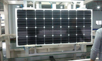 solar pv module 100W mono solar panel monocrystalline , high quality and factory price