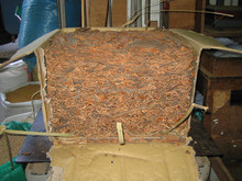 pressed in 25kg carton Cassia cinnamon