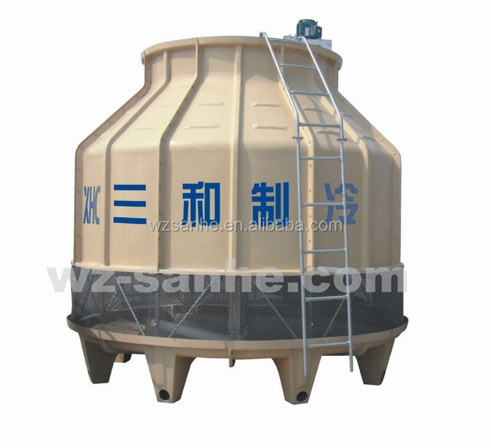 100T-1000T cooling tower for air condition cooling system used