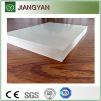 high gloss furniture mdf board pvc laminate flooring waterproof pvc foam siding panel