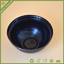 2016 Black plastic lids, plastic lids for bowl, plastic black lids
