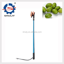 China factory supply cheap olive picking machine oliver harvest machine / olive gathering machine 008613673685830