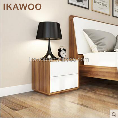 nightstand bed side table for bedroom furniture set