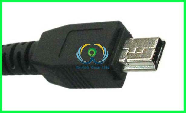 USB CHARGER CABLE FOR NOKIA N95