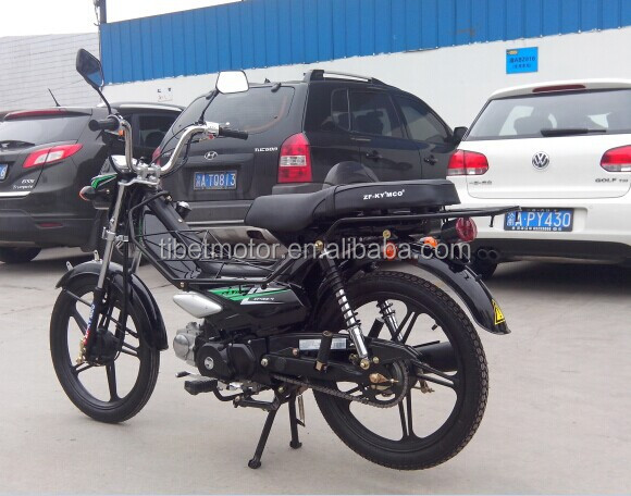 Motorcycle petrol mini bike 50cc moped motorcycle for sale ZF48Q
