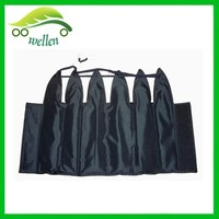 1 bottle thermal wine cooler plastic bag wine holding for gift