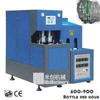 MIC-8Y1 Micmachinery 0.1-2L bottle PET plastic manual blow moulding machine for 900BPH with CE