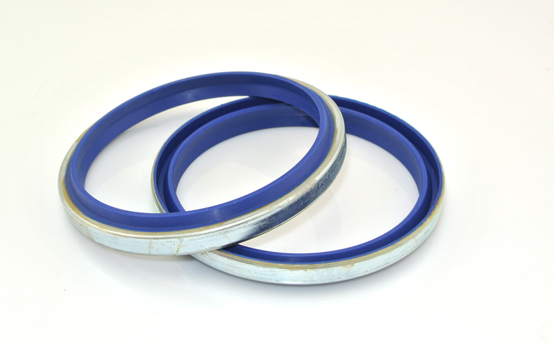 Hydraulic Polyurethane with metal DKB DKI Dust Wiper Seal