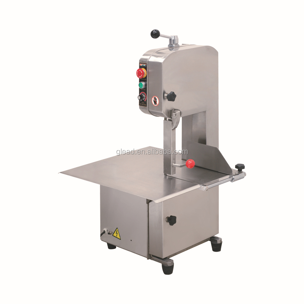 Food Processing Machinery Stainless Steel Cutting Bone Saw Machine
