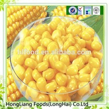 Natural plant harmless popular non gmo canned corn