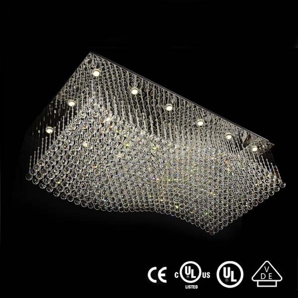 express alibaba crystal strings for decor