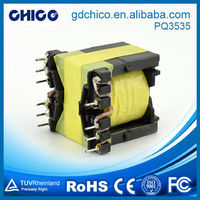 PQ3535 for DC - DC converter split core current potential transformer